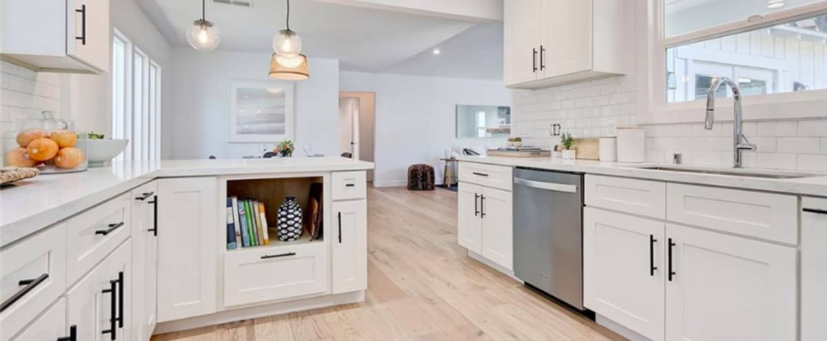 Bright, Newly Remodeled Beach/Coastal Home in Playa Del Rey Hero Image in Playa Del Rey, Playa Del Rey, CA