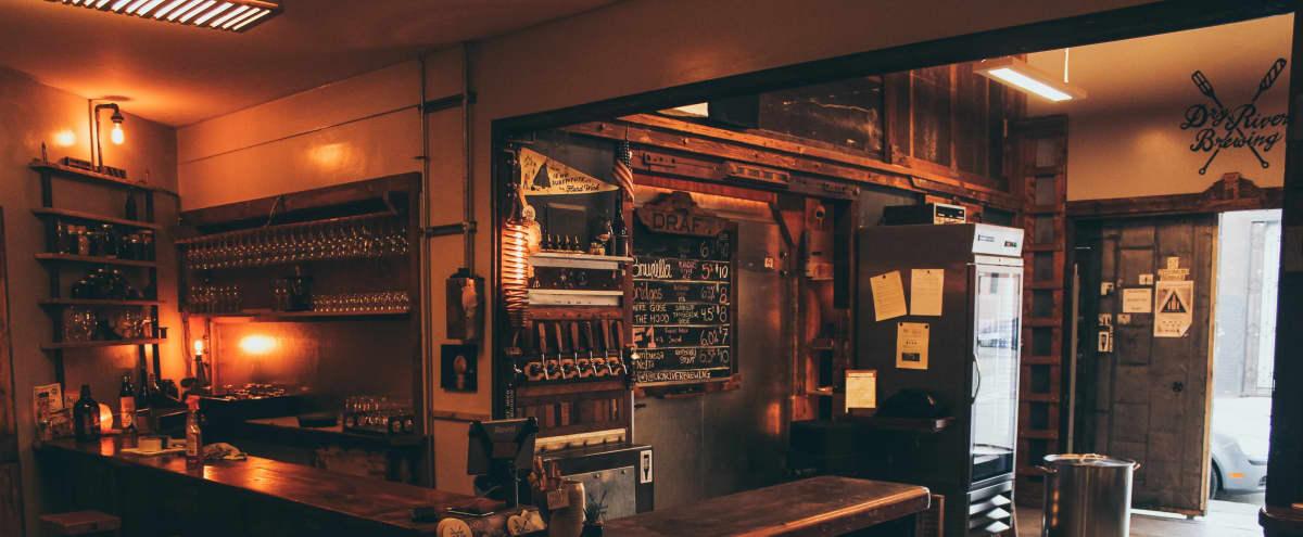 Funky, Intimate DTLA Brewery with Barrel Room in Los Angeles Hero Image in Central LA, Los Angeles, CA