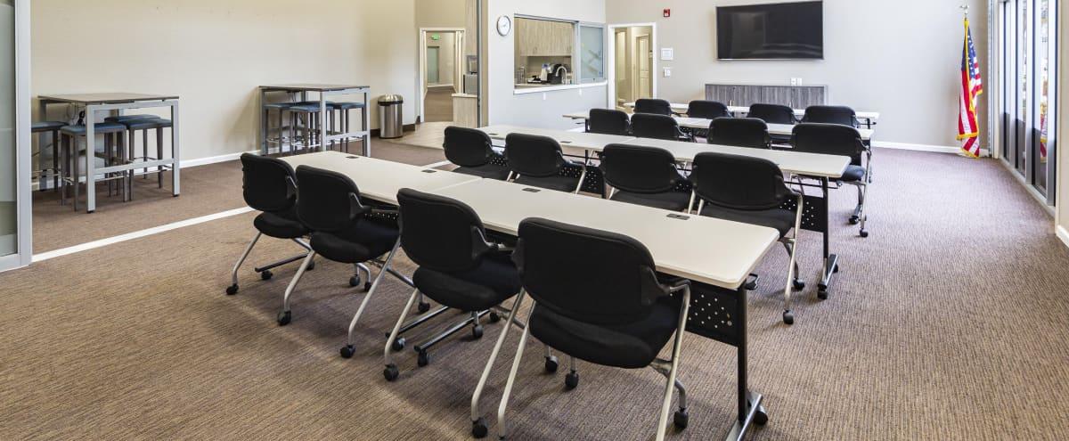 Premium Seminar Room Flushed w/ Natural Light in Roseville Hero Image in Cresthaven, Roseville, CA