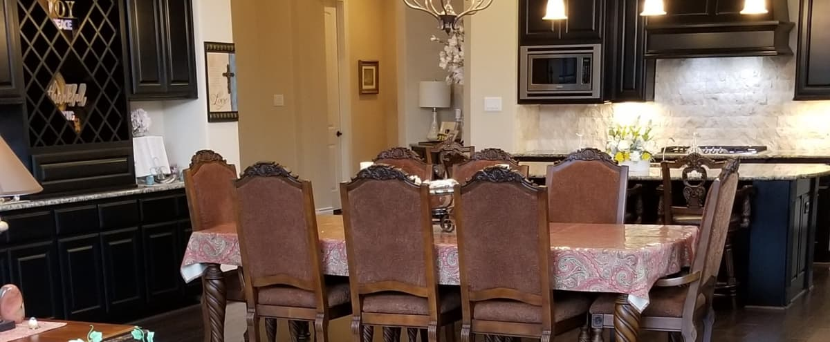 Beautiful home open floor plan in Sring Hero Image in Gleannloch Farms, Sring, TX