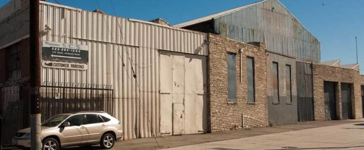 Downtown Amazing Industrial Warehouse , loft & parking lot. in Los Angeles Hero Image in Central LA, Los Angeles, CA