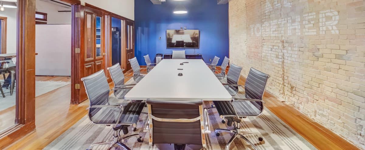 Historic Flex Space | Open Concept Loft Style + Private Breakout Rooms in Austin Hero Image in Downtown Austin, Austin, TX