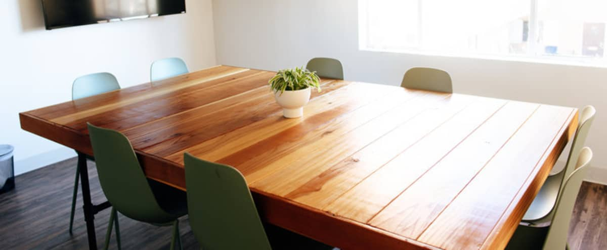 Modern Conference Room with Great Natural Light | Meeting Ready in San Diego Hero Image in North Park, San Diego, CA
