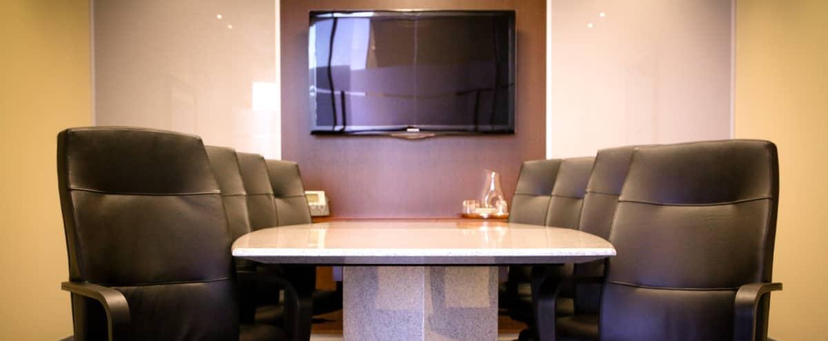 High-End Executive Boardroom in FiDi in San Francisco Hero Image in Financial District, San Francisco, CA