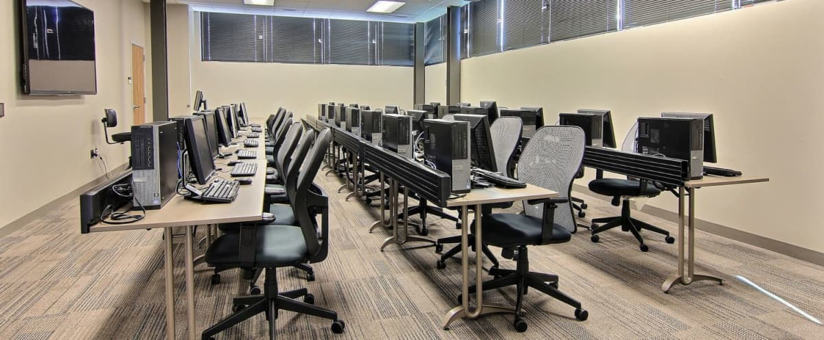Ultra-Modern Digital Instruction Lab in Austin Hero Image in undefined, Austin, TX