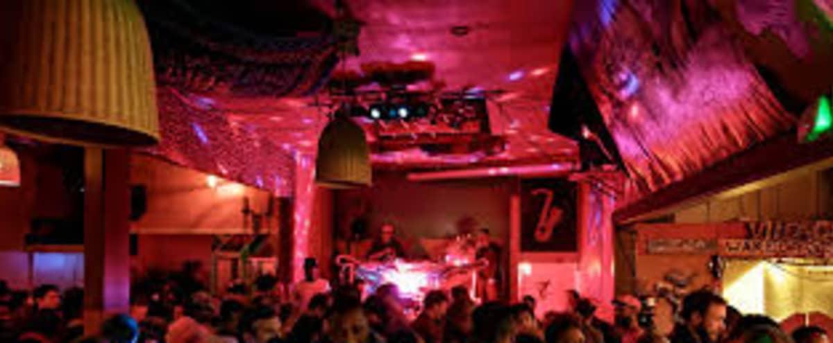 Historical Building - Nightclub & Bar with Full Kitchen in San Francisco Hero Image in Polk Gulch, San Francisco, CA