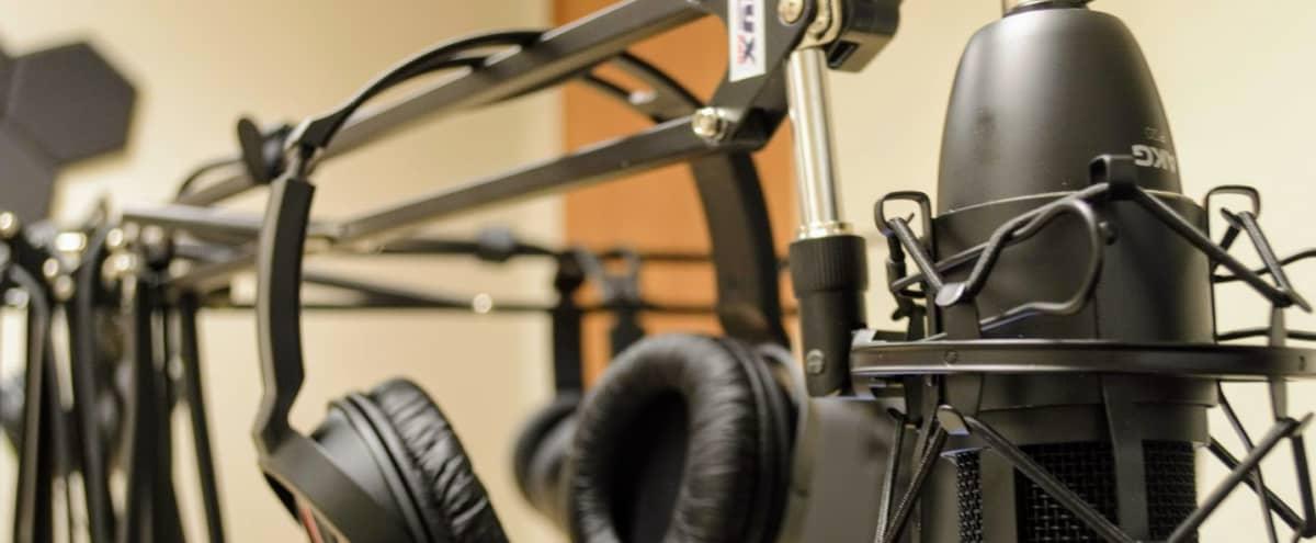 Easy And Affordable Podcasting Studio in Denver in Denver Hero Image in Capitol Hill, Denver, CO