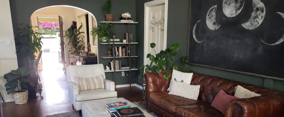 Tranquil & Creative Home Oasis In The Heart Of Hollywood in HOLLYWOOD Hero Image in Hollywood, HOLLYWOOD, CA
