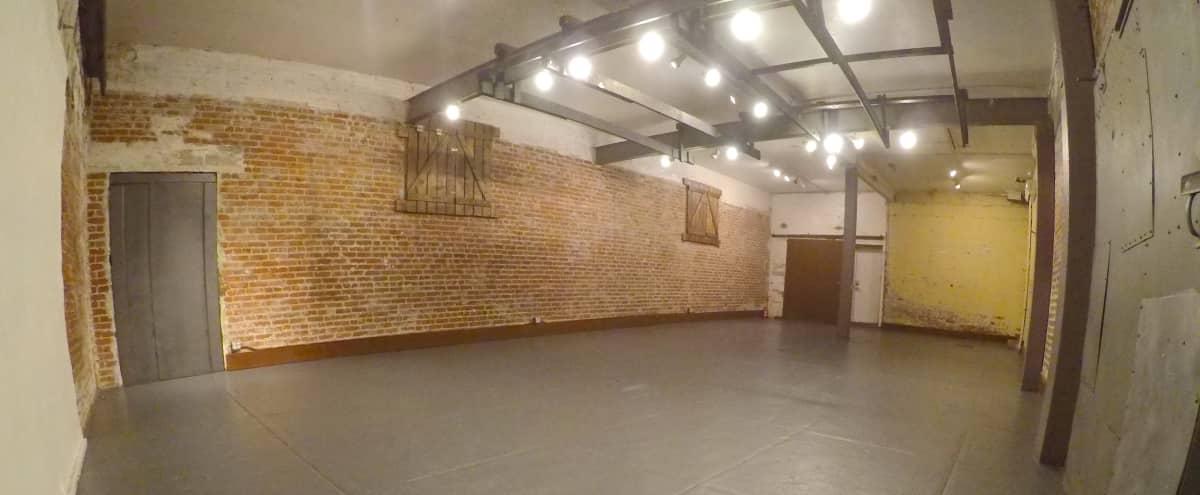 Brick Warehouse for Film Location in Los Angeles Hero Image in Central LA, Los Angeles, CA