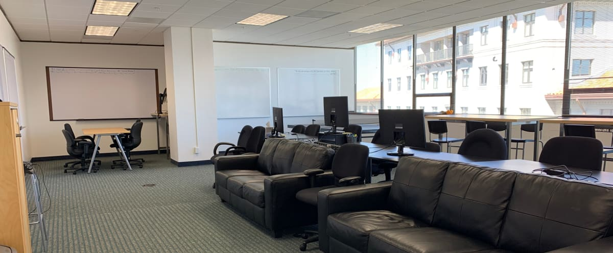 Warm, Centrally Located Big Bright Room/Meeting Space in San Mateo Hero Image in Central San Mateo, San Mateo, CA