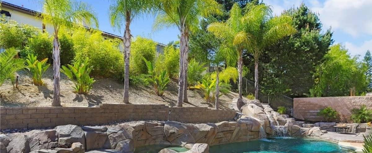 Tropical Getaway Beautiful Modern Pool Home Gated Community in Coto de Caza Hero Image in undefined, Coto de Caza, CA