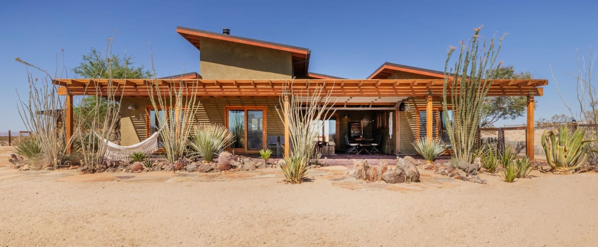 Constellation Compound: 10 Acre Desert Estate Perfect for Outdoor Shoots in Joshua Tree Hero Image in undefined, Joshua Tree, CA
