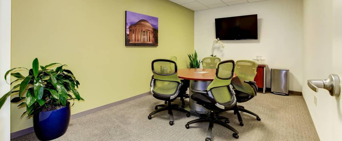 Intimate Meeting Room in DC Hero Image in Northwest Washington, DC, DC