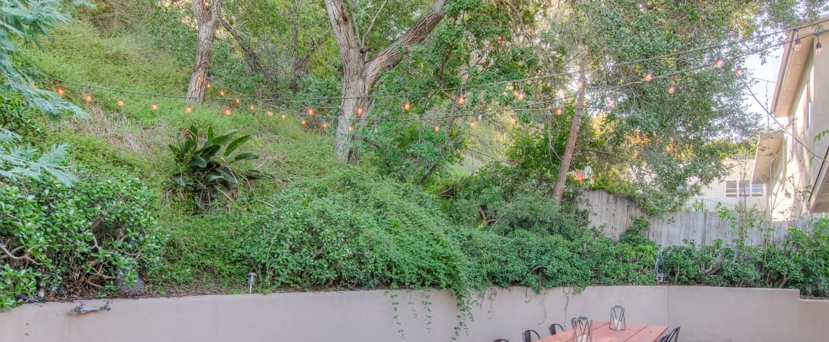 Hollywood Hills Home with Large Backyard in Los Angeles Hero Image in Hollywood Hills, Los Angeles, CA