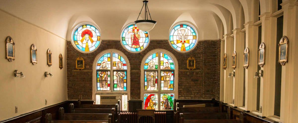 South Manhattan Chapel in New York Hero Image in Alphabet City, New York, NY