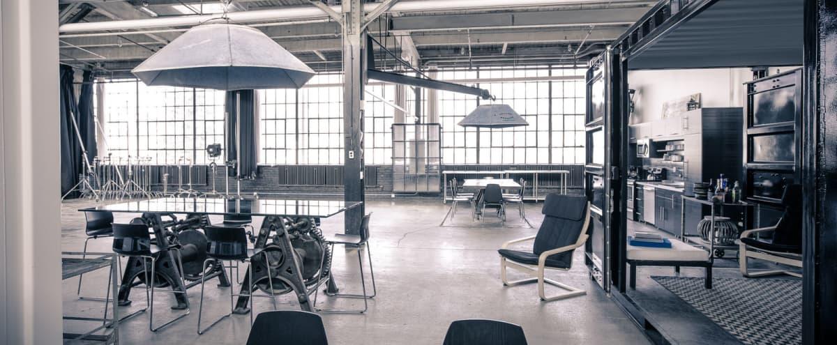8,000 SQ FT Dynamic Studio in the Heart of NE Minneapolis in Minneapolis Hero Image in Logan Park, Minneapolis, MN