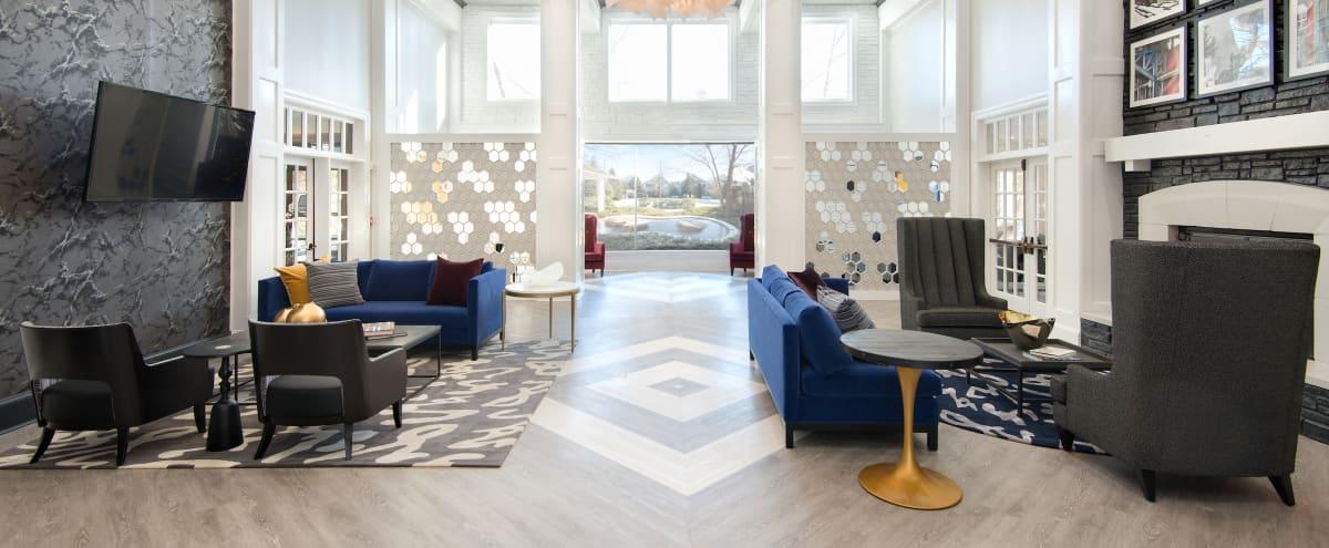 Beautiful and Modern Club Room in Braintree in Braintree Hero Image in undefined, Braintree, MA
