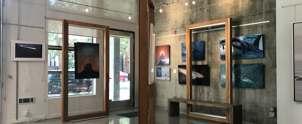 Modern Loft-Style Photography Gallery in Emeryville Hero Image in undefined, Emeryville, CA