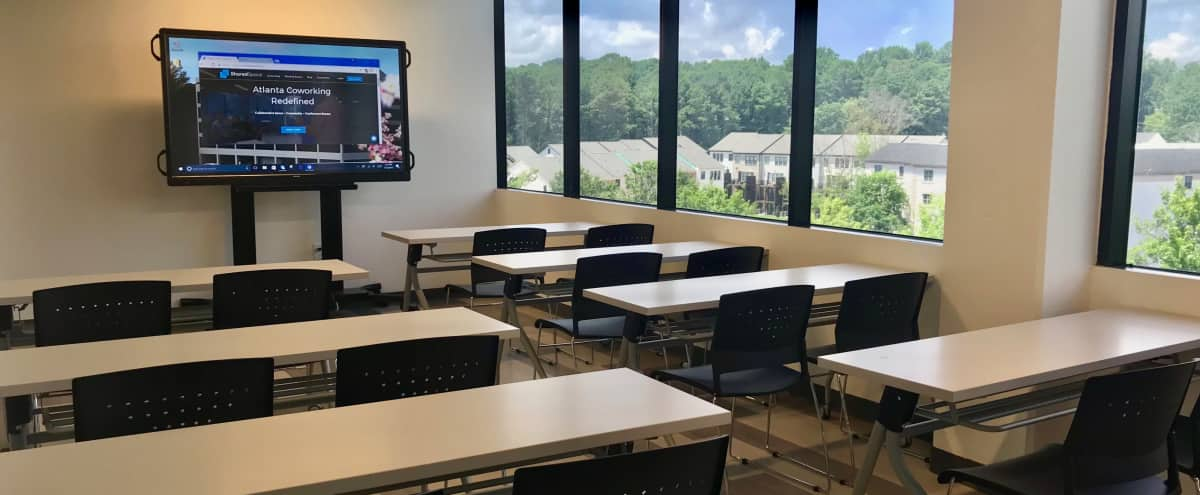 Multi-Use Event, Production, Training & Board Room Located in Dunwoody in Atlanta Hero Image in undefined, Atlanta, GA