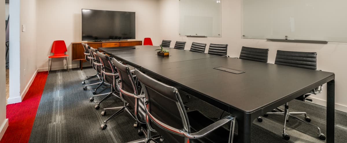 Modern, stylish conference room with easy access to downtown in Austin Hero Image in Zilker, Austin, TX
