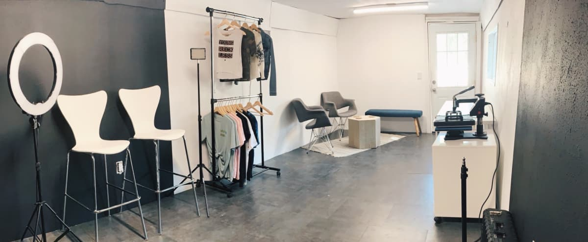 Boho/ Modern Video and Photography Studio Space in Saugus Hero Image in undefined, Saugus, CA