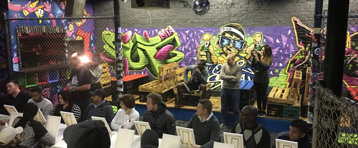 Unique Artist Event Space in Stapleton in Staten Island Hero Image in Clifton, Staten Island, NY