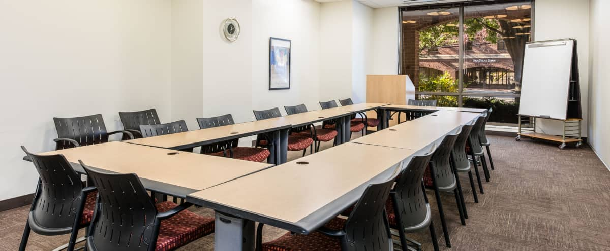 Comfortable & Professional Conference Space (CR B, Room 122B) in Fairfax Hero Image in undefined, Fairfax, VA