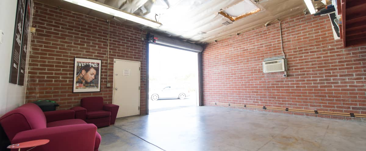 Affordable, Clean and Private Production Space in North Hollywood Hero Image in North Hollywood, North Hollywood, CA