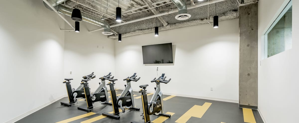 Private Irvine Pilates or Yoga Studio in Fully Equipped Gym in Irvine Hero Image in Irvine Business Complex, Irvine, CA