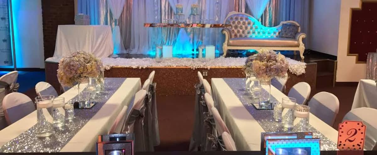 Elegant Ballroom with Amazing dance floor in Bronx Hero Image in Parkchester, Bronx, NY