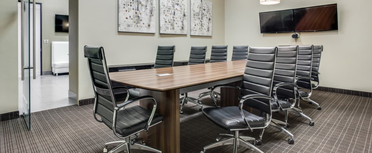 12 Person Video Conference Room - Park Cities in Dallas Hero Image in Northeast Dallas, Dallas, TX