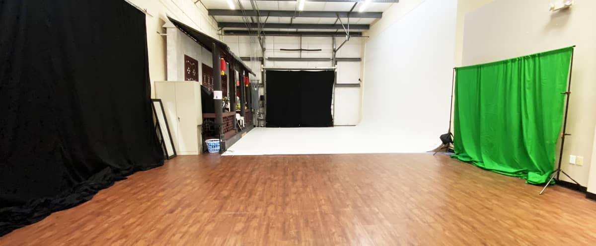 Professional photography videography studio with natural and studio lighting in MORRISVILLE Hero Image in undefined, MORRISVILLE, NC