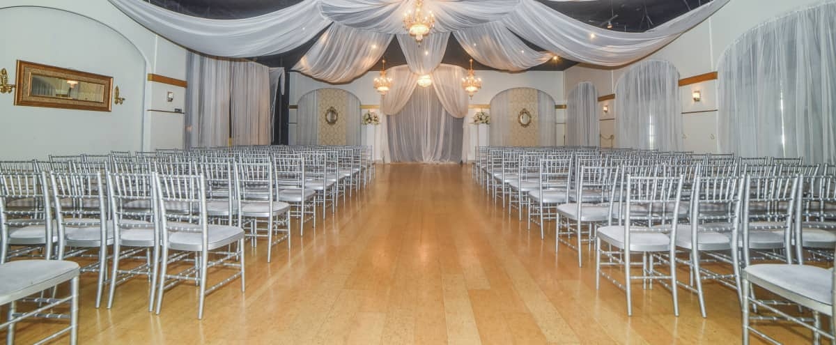 Elegant and Spacious Ballroom in Buckhead in Atlanta Hero Image in Buckhead, Atlanta, GA