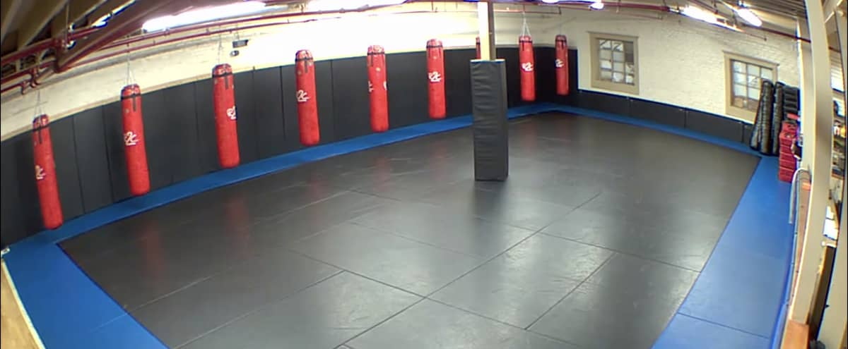 7,000 Sq Ft MMA Gym Martial Arts Boxing Fitness Facility Close To All New York City Major Airports in Woodhaven Hero Image in Woodhaven, Woodhaven, NY
