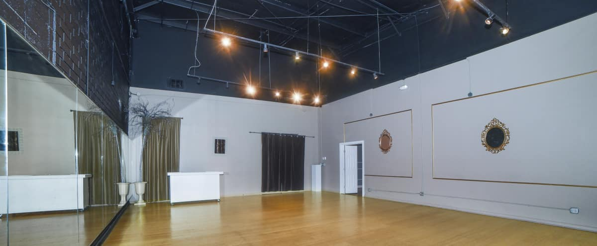 Dance, Yoga & Pilates Studio in Atlanta Hero Image in Buckhead, Atlanta, GA