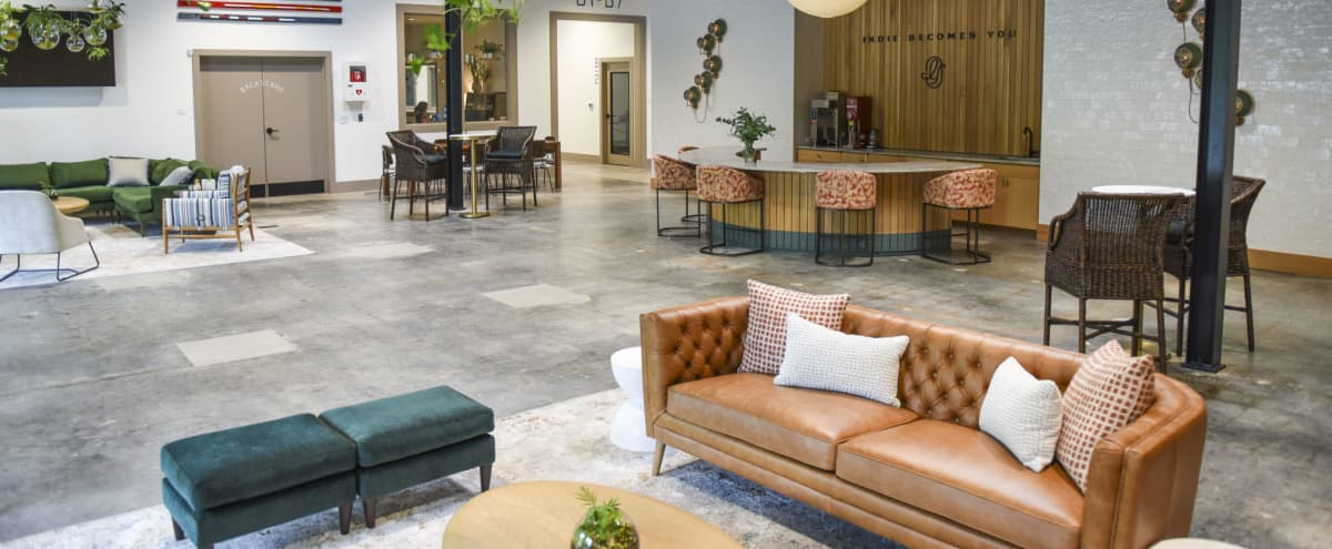 Recently Renovated Mid-Century Warehouse Perfect for Daytime Meetings, Conferences, Workshops and More in Atlanta Hero Image in Buckhead, Atlanta, GA