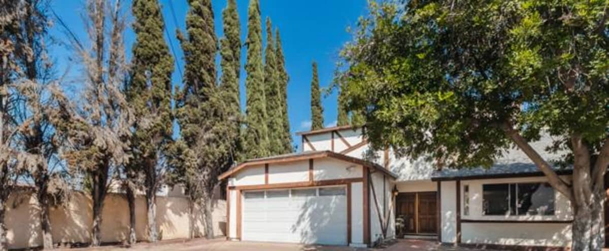 Two Story Contemporary House in North Hollywood Hero Image in Valley Glen, North Hollywood, CA