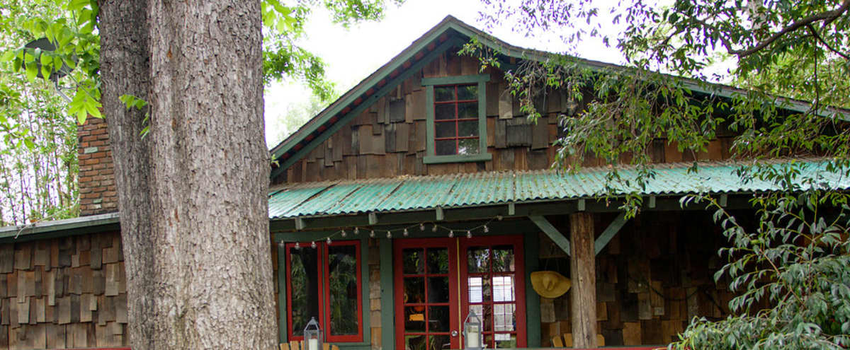Frogtown Magical Cabin in Los Angeles Hero Image in Echo Park, Los Angeles, CA