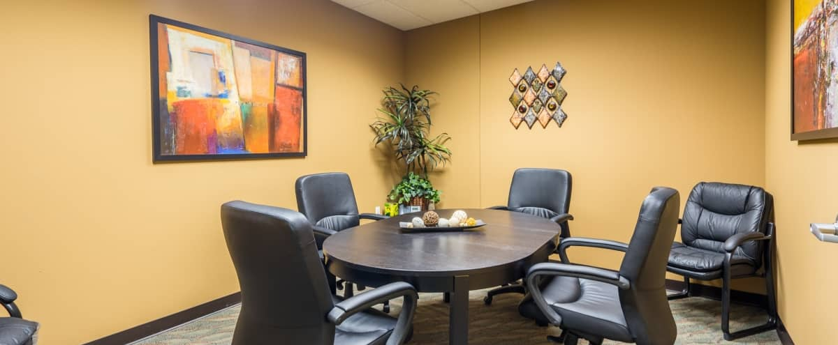 Cozy 4-6 Person Conference Room In The Heart of Chandler in Chandler Hero Image in Chandler Crossing Estates, Chandler, AZ