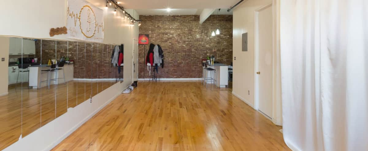 Amazing HUGE LOFT in Bed-Stuy Brooklyn in Brooklyn Hero Image in Bedford-Stuyvesant, Brooklyn, NY