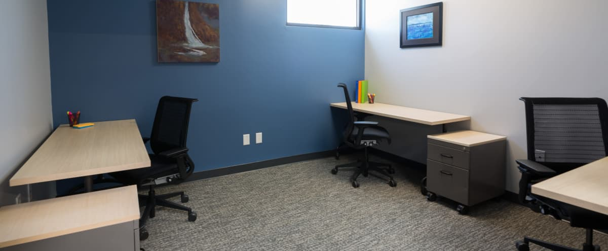 3-Person Private Office in The Pruneyard in Campbell Hero Image in Pruneyard / Dry Creek, Campbell, CA