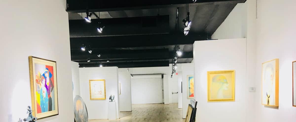 Art Filled Large Warehouse Space No Nighttime Curfew in Van Nuys Hero Image in Van Nuys, Van Nuys, CA