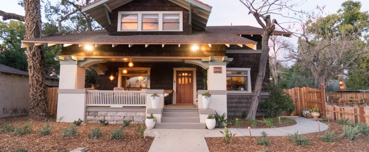 Historical Craftsman Bungalow in Fresno Hero Image in undefined, Fresno, CA