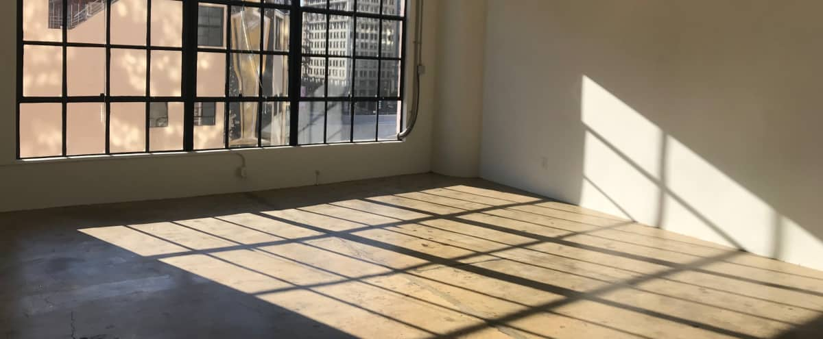 Spacious Open White Loft in Downtown in Los Angeles Hero Image in Central LA, Los Angeles, CA