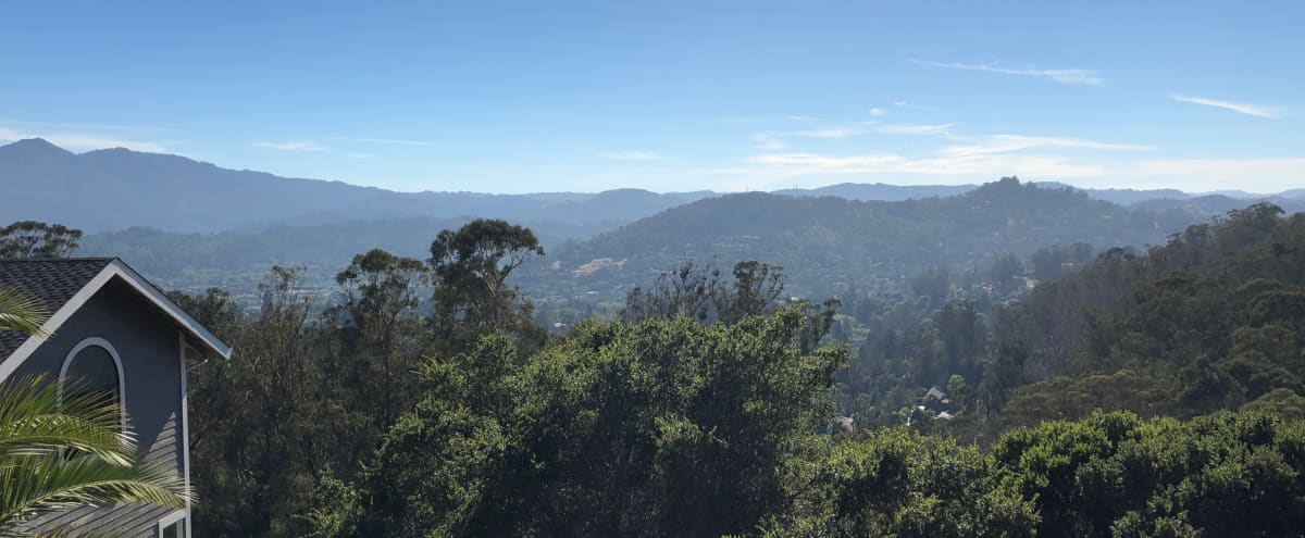 Luxury Treehouse with Endless Views in San Rafael Hero Image in undefined, San Rafael, CA