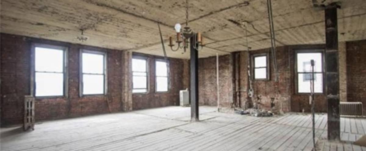 Spacious NY Loft. Perfect minimalist space. in New York Hero Image in Hamilton Heights, New York, NY