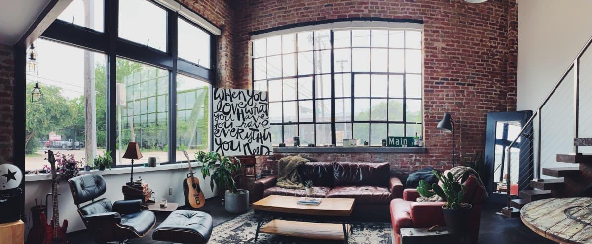 Loft Studio | Great Natural Light! in Dallas Hero Image in South Dallas, Dallas, TX