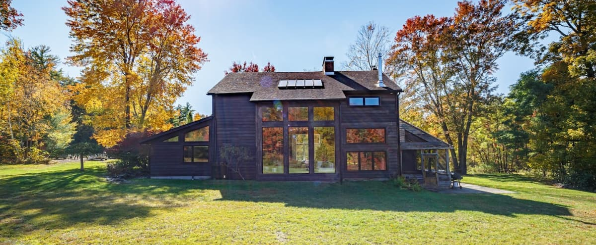 16 Acre Barn Castle in The Catskills in saugerties Hero Image in undefined, saugerties, NY