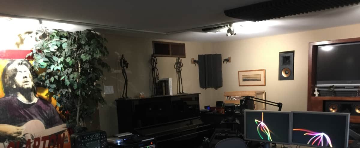 Fully Outfitted Recording Studio in Palos Verdes Estates Hero Image in undefined, Palos Verdes Estates, CA