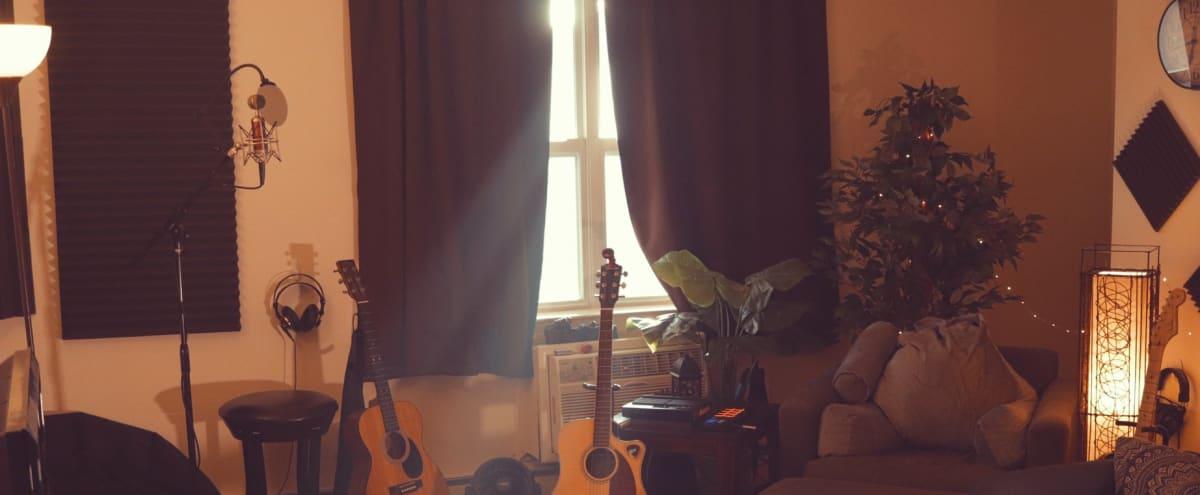 Serene Music Studio With Diverse Production Amenities in Wayne Hero Image in undefined, Wayne, NJ